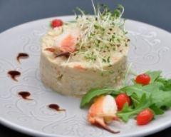 Recette fraîcheur de crabe rémoulade au piment d'espelette