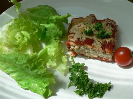 Recette de lasagne à la ricotta