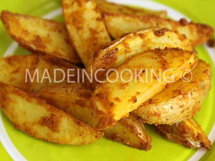 Recette de potatoes maison