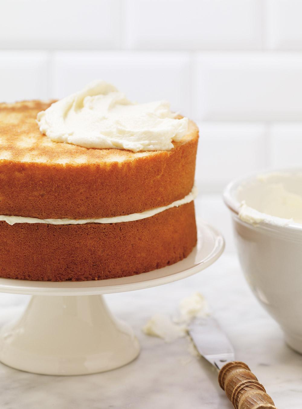 Le meilleur glaçage à la vanille | ricardo
