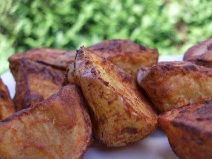Recette de pommes de terre au paprika
