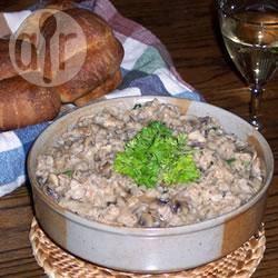Recette risotto d'orge aux champignons – toutes les recettes ...