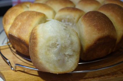 Recette de pain au miel et lait ribot de magloo