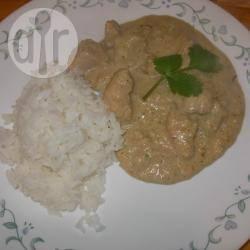 Recette poulet à l'indienne aux amandes et pistaches – toutes les ...