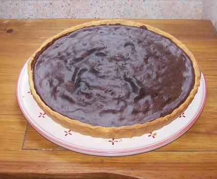 Recette de flan pâtissier au chocolat