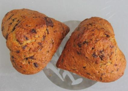 Recette de muffins cocochoco