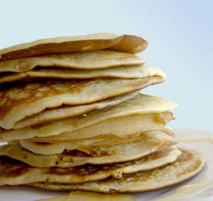 Recette de pancakes dukan