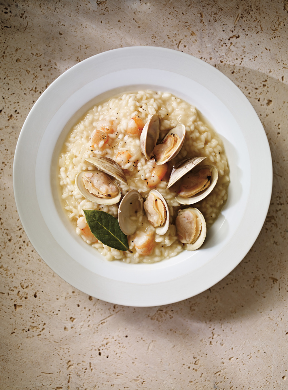 risotto aux fruits de mer recette. Black Bedroom Furniture Sets. Home Design Ideas