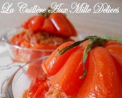 Recette tomates farcies maison