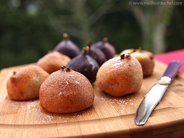 Beignets de figues  notre recette avec photos  meilleurduchef.com