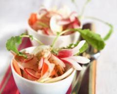 Recette salade fraîcheur de printemps