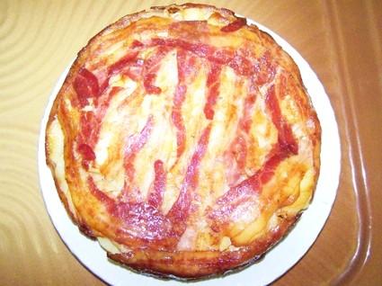 Recette de gâteau des vendangeurs