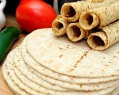 Recette tortillas mexicaines