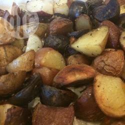 Recette pommes de terre au four et romarin – toutes les recettes ...