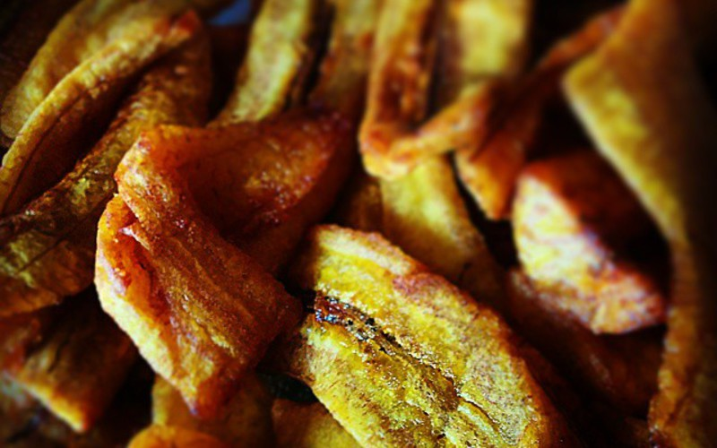 Recette bananes frites (ou alloco) pas chère et express > cuisine ...