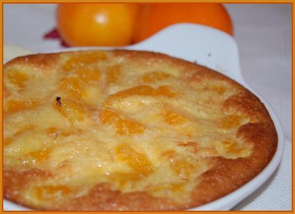 Recette de gratin de mandarines