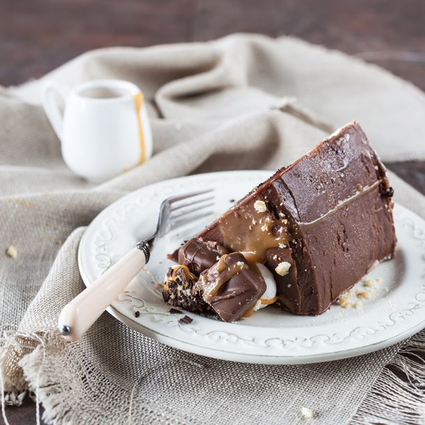 Recette royal au chocolat ou trianon