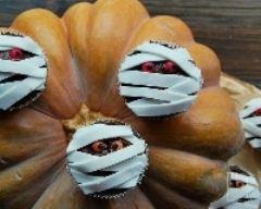 Recette cupcakes momies pour halloween