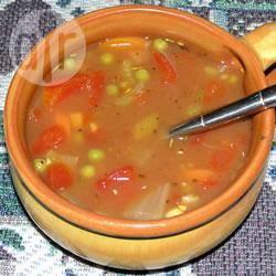 Recette chili végétarien ultra