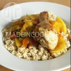 Recette couscous au poulet express – toutes les recettes allrecipes