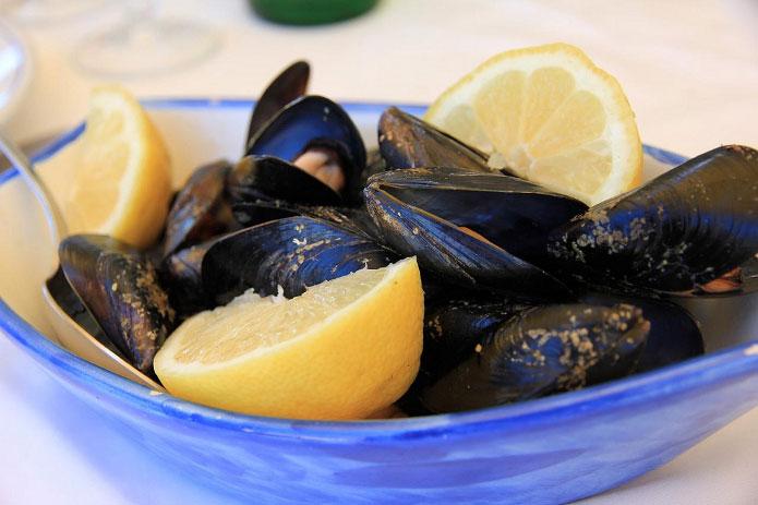 Moules au poivre : impepata di cozze alla napoletana