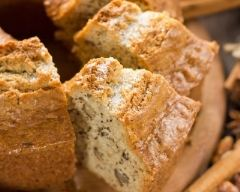 Recette gâteau aux noix et au rhum ambré