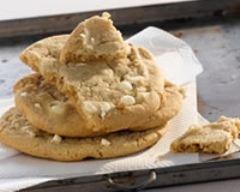 Recette cookies au chocolat blanc