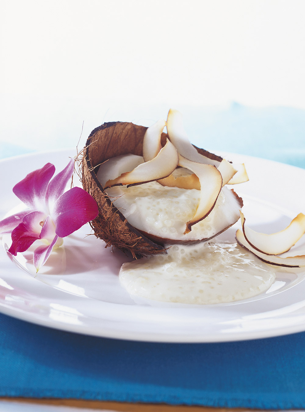 Tapioca au lait de coco | ricardo