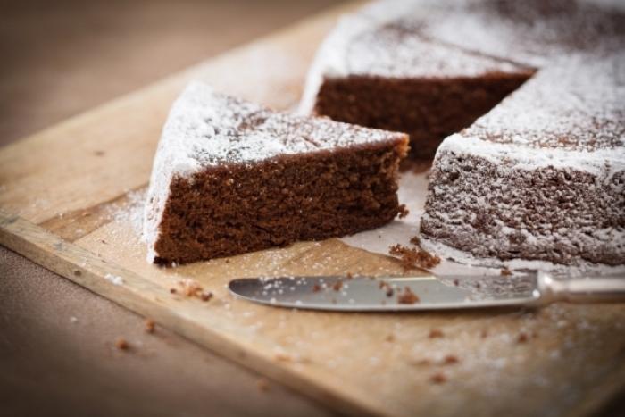 Recette de gâteau au chocolat facile rapide