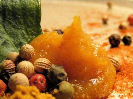 Recette de chutney ananas