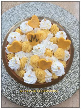 Recette de citrons meringués
