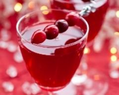 Recette cranberry cocktail