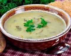 Recette potage poireaux et pommes de terre