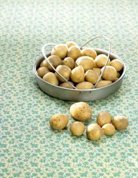Galettes de pommes de terre et courgettes au parmesan