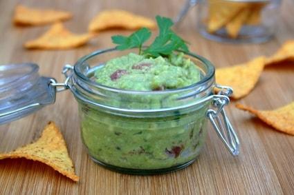 Recettes de guacamole, faciles et rapides  recettes préférées