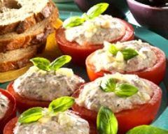 Recette tomates farcies à l'aïoli
