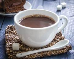 Recette chocolat chaud au cointreau