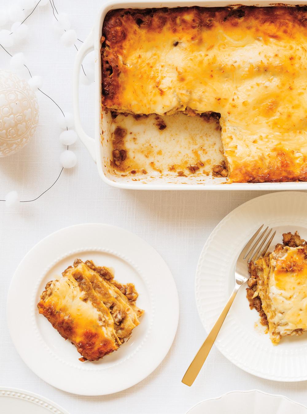 Lasagne-tourtière | ricardo