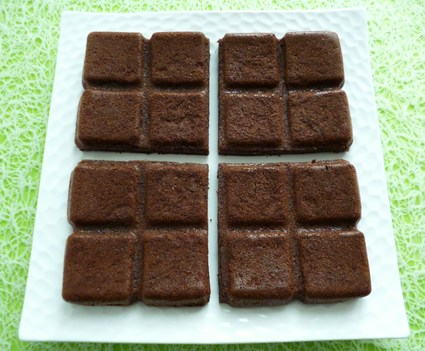 Recette de fondant cacao coco pomme pruneau, végan, sans ...