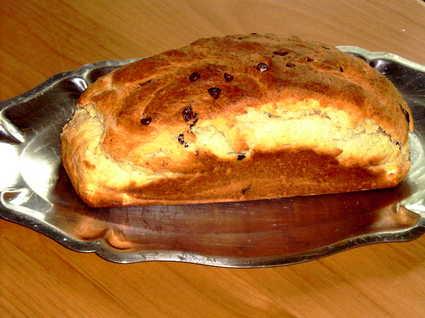 Recette de pain aux pépites de chocolat