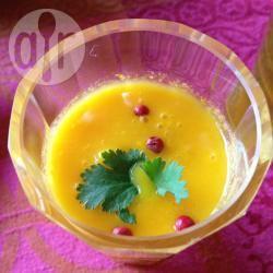 Recette soupe froide de carottes et de coriandre – toutes les ...