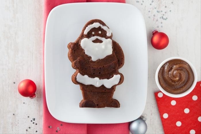 Recette de gâteaux chocolat-crème de marron facile et rapide