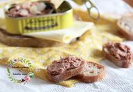 Recette de rillettes de sardine, tomates séchées et amandes