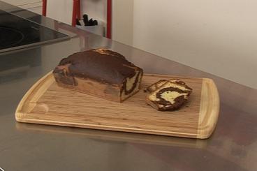 Recette de cake marbré facile et rapide