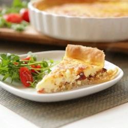 Recette quiche lorraine – toutes les recettes allrecipes