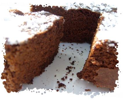 Recette de gâteau au chocolat au micro-ondes de mon enfance