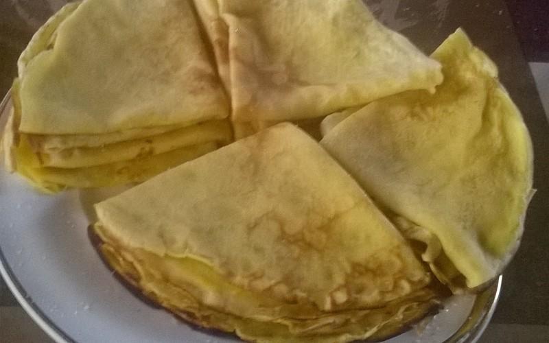 Recette Pate A Crepes Sans Repos Et Facile Economique Cuisine Etudiant