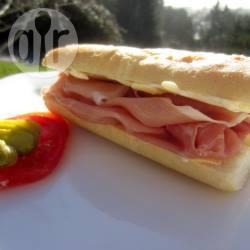 Recette le vrai sandwich parisien – toutes les recettes allrecipes