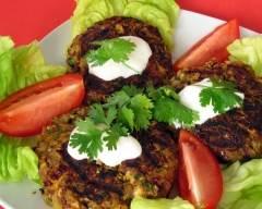 Hamburger végétarien sans gluten | cuisine az