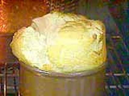 Recette de soufflé au potimarron